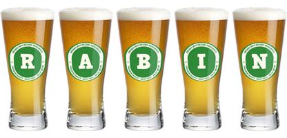 Rabin lager logo