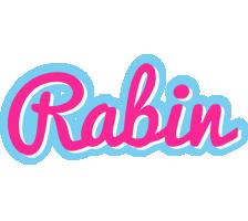 Rabin popstar logo