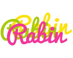 Rabin sweets logo