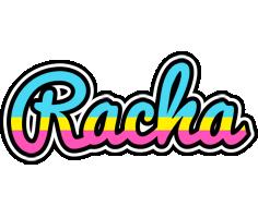 Racha circus logo