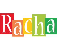 Racha colors logo