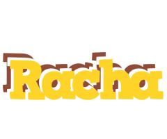 Racha hotcup logo