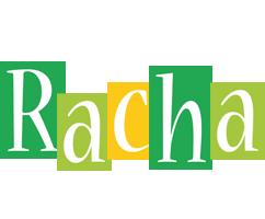 Racha lemonade logo