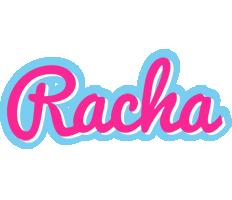 Racha popstar logo