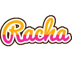 Racha smoothie logo