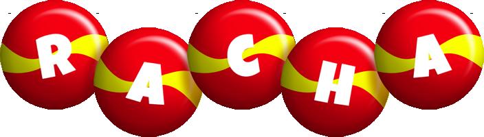 Racha spain logo