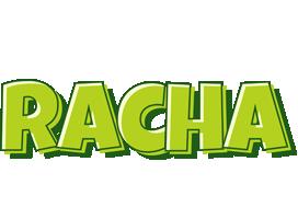 Racha summer logo