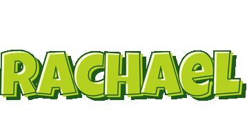 Rachael summer logo