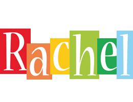 Rachel colors logo