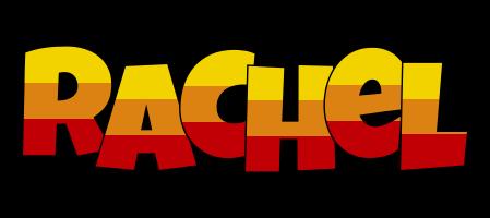 Rachel jungle logo