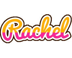 Rachel smoothie logo