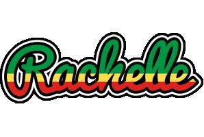 Rachelle african logo