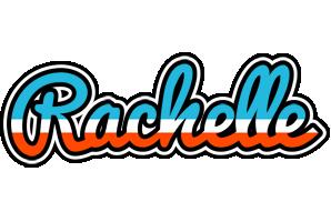 Rachelle america logo