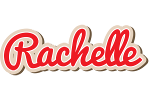 Rachelle chocolate logo