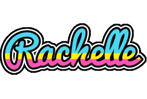 Rachelle circus logo