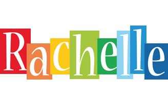 Rachelle colors logo