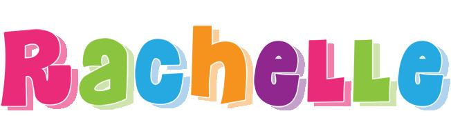 Rachelle friday logo