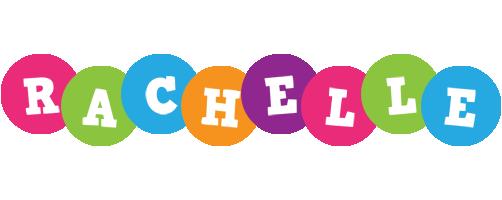 Rachelle friends logo