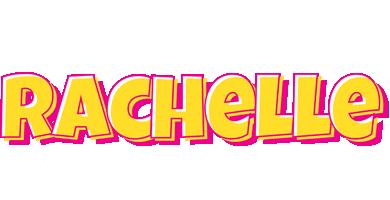 Rachelle kaboom logo