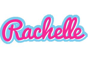 Rachelle popstar logo
