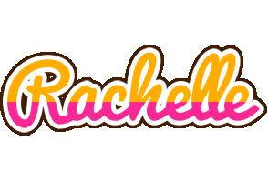 Rachelle smoothie logo