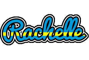 Rachelle sweden logo