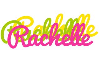 Rachelle sweets logo