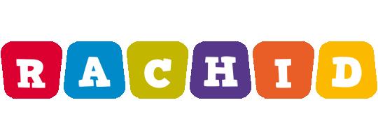Rachid kiddo logo