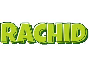 Rachid summer logo