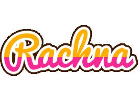Rachna smoothie logo