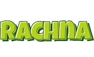 Rachna summer logo