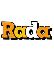 Rada cartoon logo