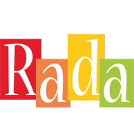 Rada colors logo