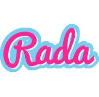 Rada popstar logo