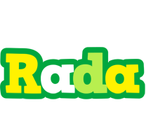 Rada soccer logo