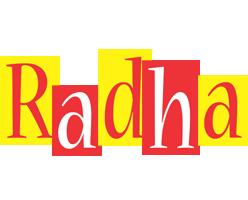 Radha errors logo
