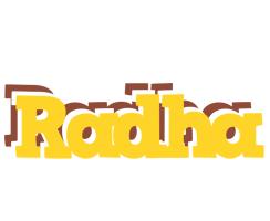 Radha hotcup logo