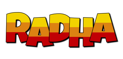 Radha jungle logo