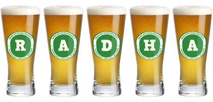 Radha lager logo