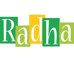 Radha lemonade logo