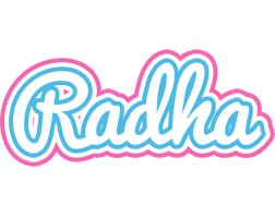 Radha outdoors logo