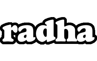 Radha panda logo