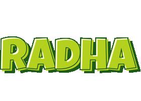 Radha summer logo
