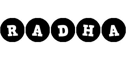 Radha tools logo