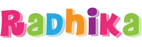 Radhika friday logo