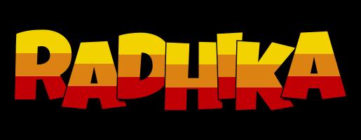 Radhika jungle logo