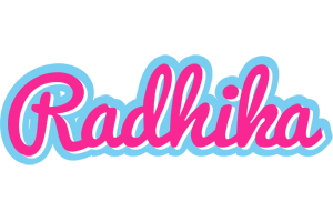 Radhika popstar logo