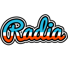 Radia america logo