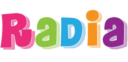 Radia friday logo