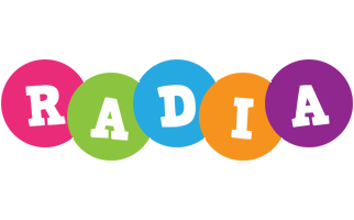 Radia friends logo